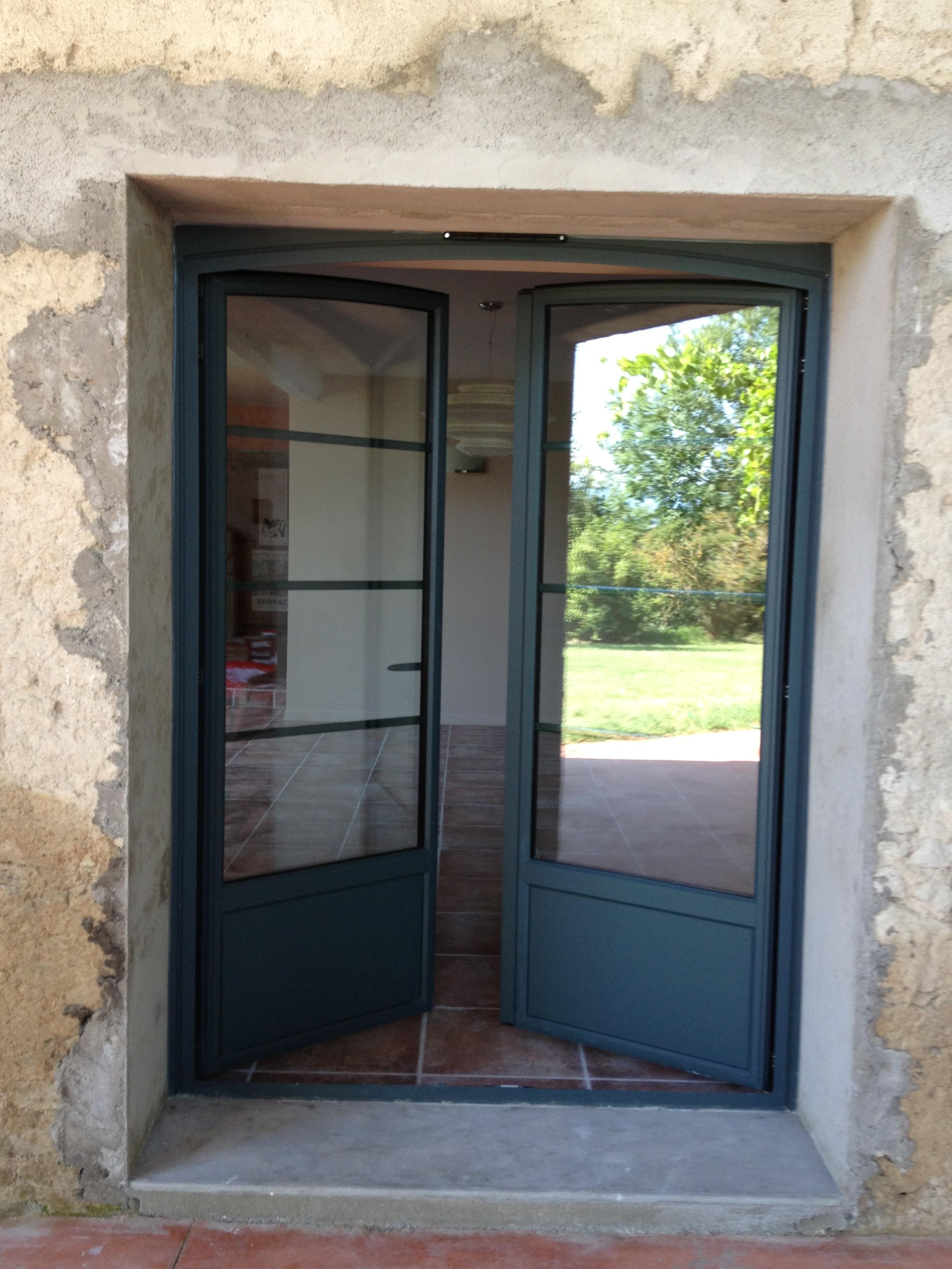 Rénovation Fenêtres Porte Fenêtres Aluminium Nos Réalisations